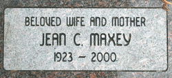 Jean Montgomery <i>Conner</i> Maxey