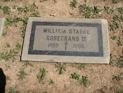 William Starke Rosecrans, III