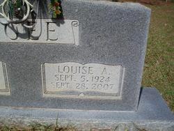 Martha Louise <i>Ashworth</i> Agee