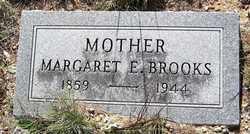 Margaret Elizabeth <i>Rhodes</i> Brooks