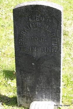 Ephraim Bethel Martin