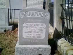 Jacob Shapiro