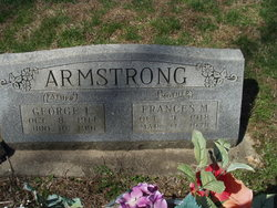 Frances M. Armstrong