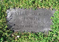 Nellie <i>Jackson</i> Howell