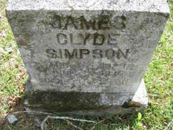 James Clyde Simpson