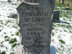Edward J McCabe