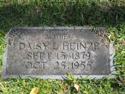 Daisy Lucy <i>Snyder</i> Heinze