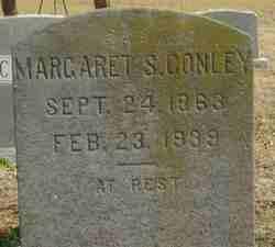Margaret Maggie <i>Sparks</i> Conley