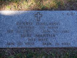 Lupe Martha D'Ablaing
