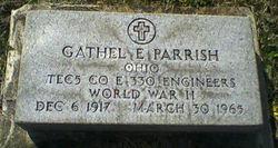 Gathel E. Parrish