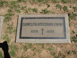 Carmelita <i>Rosecrans</i> Ewing