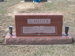 John Leland LeMaster, Jr