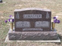 Larry Dee LeMaster