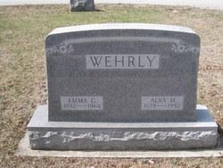 Emma C. <i>Yaeger</i> Wehrly