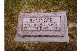 Nellie D <i>Parker</i> Beninger