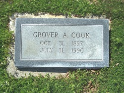 Grover Anthony Cook