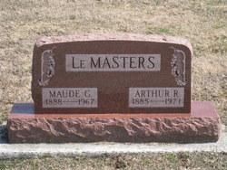 Maude Gertrude <i>McLaughlin</i> LeMasters