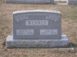Martin Nimrod Wehrly