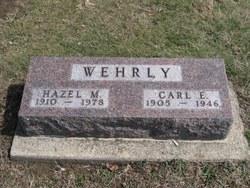 Carl Ethan Wehrly
