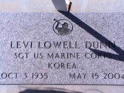 Levi Lowell Dunn