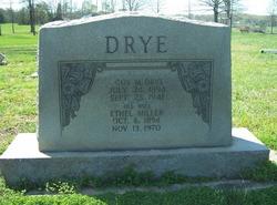 Ethel <i>Miller</i> Drye