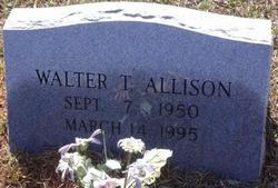 Walter T Allison