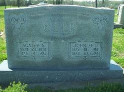 John Martin Luther Culp