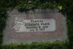 Frances Elizabeth Doern