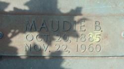 Maudie <i>Beck</i> Hastings