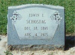 Edwin Ernest Schostag