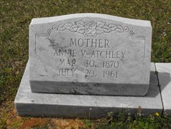 Annie Victoria Viola <i>Daugherty</i> Atchley