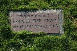 Harold Fisk Punky Doodle Cram