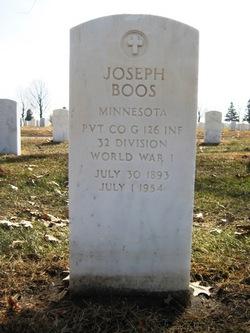 Joseph Boos