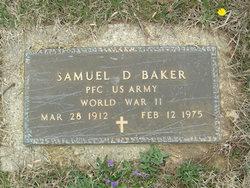 Samuel D Baker