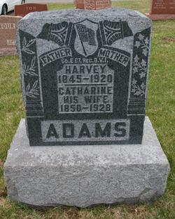 Catharine <i>Bowersock</i> Adams