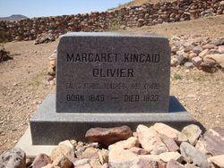 Margaret <i>Kincaid</i> Olivier