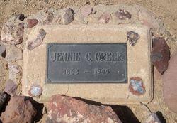 Jennie C. Greer