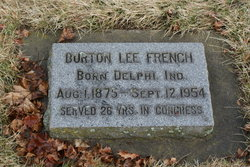 Burton Lee French