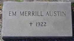 Em Merrill Austin