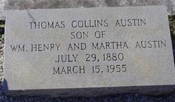 Thomas Collins Austin