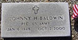 Johnny Hugh Baldwin