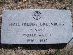 Noel Freddy Storm Greenburg