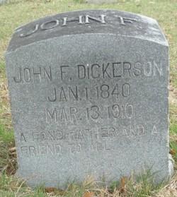 John Funston Dickerson