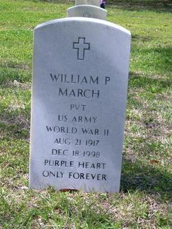 William P March