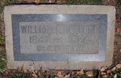 William Franklin Frank Hufford