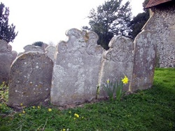 Sutton-at-Hone Burial Ground