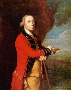 Gen Thomas Gage