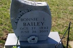 Bonnie L. <i>Nelson</i> Bailey
