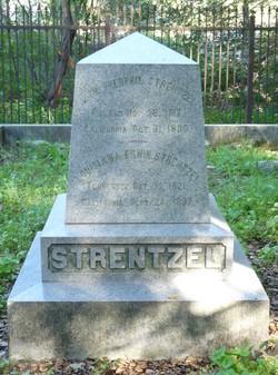 Louisiana <i>Erwin</i> Strentzel