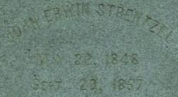 John Erwin Strentzel